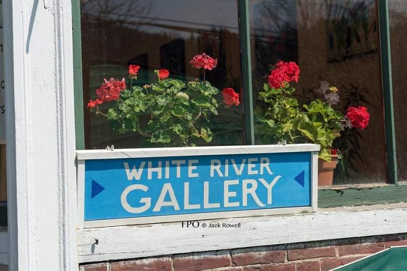 white river gallery